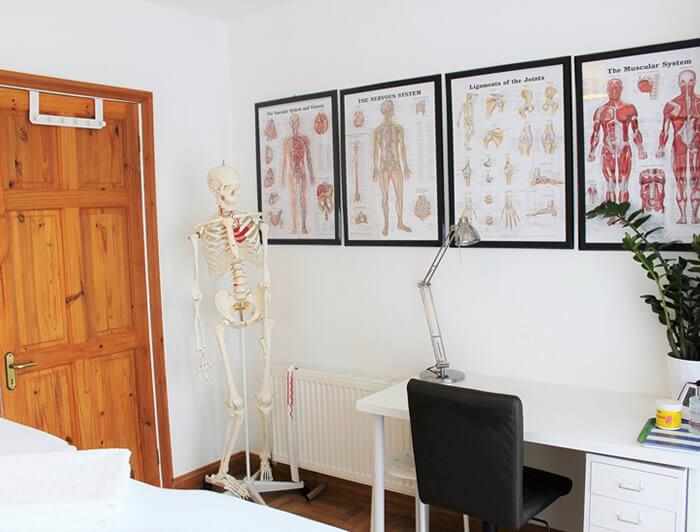 Alex Szabo Osteopathy - Treatment Room