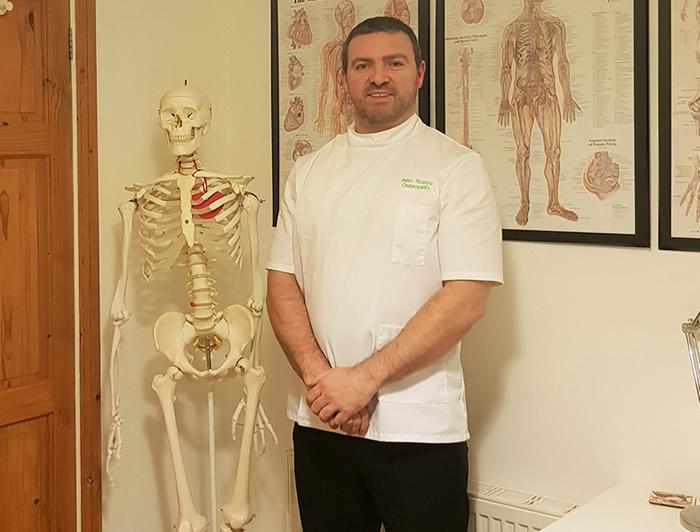 Alex Szabo - Nottingham Osteopath