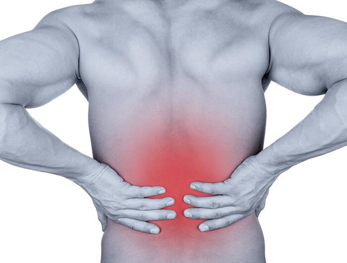 Alex Szabo Osteopathy - Back Pain