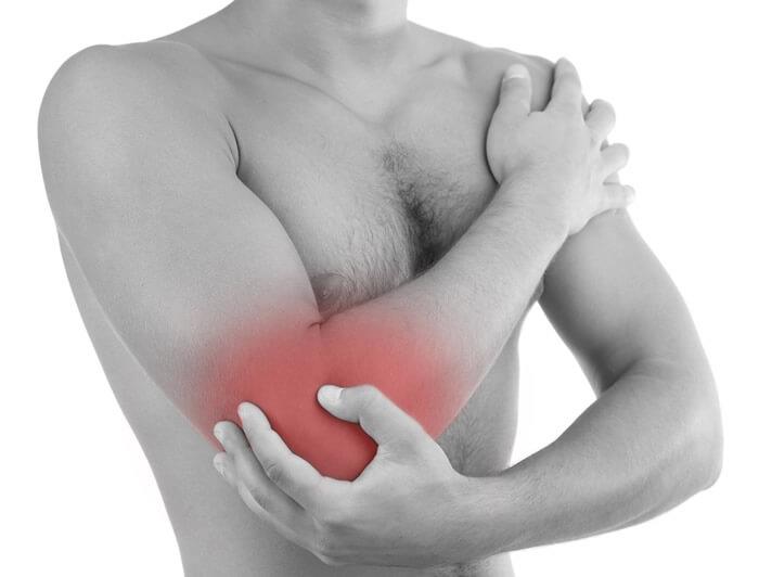 Alex Szabo Osteopathy - Elbow Pain