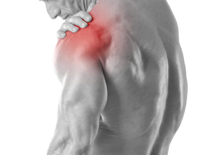 Alex Szabo Osteopathy - Shoulder Pain